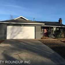 Rental info for 7636 Tartan Dr in the Antelope area