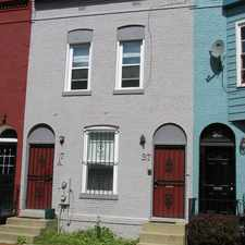 Rental info for 37 Bates St. NW Unit# B in the Washington D.C. area