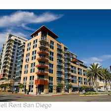 Rental info for 253 10th Ave. Unit 827 in the San Diego area