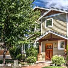 Rental info for 20170 Merriewood Lane in the Bend area
