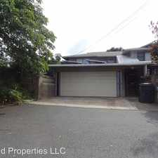 Rental info for 1017 A Kikeke Avenue - Kikeke in the Honolulu area