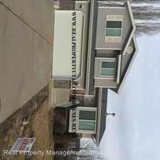 Rental info for 2036 N 950 W in the Clinton area