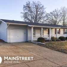 Rental info for 1010 Dewayne Drive in the Florissant area