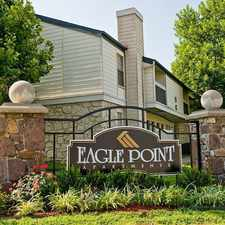Rental info for Eagle Point Apts. in the Tulsa area