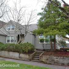 Rental info for 1261 East 20th & 1995 Onyx Alley in the Eugene area