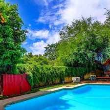 Rental info for Beautiful Custom Home With Such Charm And Chara... in the Phoenix area