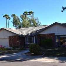 Rental info for 4 Bedrooms House - One Of The Most Amazing McCo... in the Scottsdale area