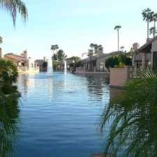 Rental info for Scottsdale - Superb Townhouse Nearby Fine Dining in the Scottsdale area