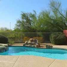 Rental info for Beautiful Single Family Rental In Desirable Dov... in the Scottsdale area