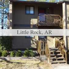 Rental info for Little Rock - This Lovely Two Bedroom. in the Little Rock area