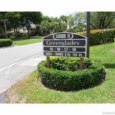 Rental info for 10665 Southwest 113th Place in the Kendall area