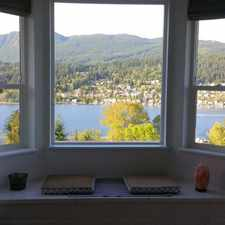 Rental info for 121 Shoreline Circle in the Port Moody area