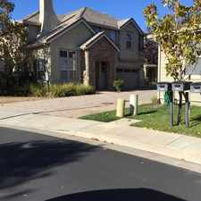 Rental info for Live In Luxurious In This Lovely Hiddenbrooke Home in the Vallejo area