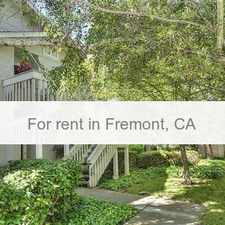 Rental info for Ardenwood District! Private Patio, Garage And M... in the Fremont area
