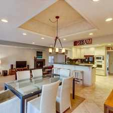 Rental info for Stunning Upscale Home With Resort Style Backyar... in the Carlsbad area