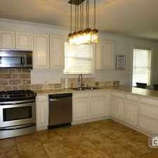 Rental info for Two Bedroom In Uptown in the New Orleans area