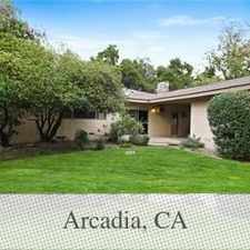 Rental info for Amazing 3 Bedroom, 3 Bath For Rent. Parking Ava... in the Arcadia area