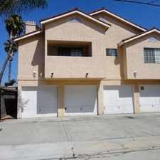 Rental info for Spacious Apartment With Air Conditioning, Washe... in the San Diego area