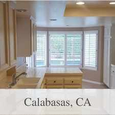 Rental info for - Lease This Wonderful 3 Bedroom Home With Priv... in the Calabasas area