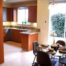 Rental info for Bankers Hill Contemporary Town Home in the San Diego area