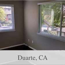 Rental info for Remodeled With New Flooring, Paint, Stairs, Bli... in the Duarte area