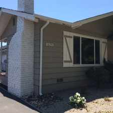 Rental info for Charming Duplex On Tree Lined in the Redwood City area