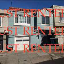 Rental info for Present Property Mgmt: JUST RENTED!!! JUST RENTED!!! in the Crocker Amazon area