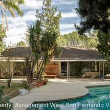 Rental info for 12001 Stewarton Dr, in the Los Angeles area