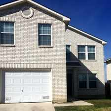 Rental info for Tricon American Homes in the San Antonio area