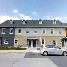Rental info for 319 Wilbrod in the Rideau-vanier area