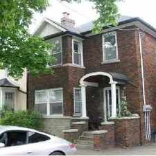 Rental info for 72 Lawrence Avenue East #1 in the Lawrence Park North area