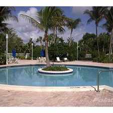 Rental info for 17163 Northwest 23rd Street in the Pembroke Pines area