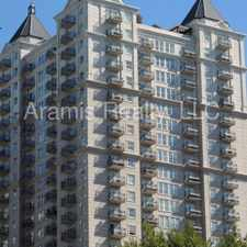 Rental info for Breathtaking Condo, Prime Location, Fully Furnished With Maid Service! in the Atlanta area