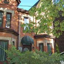 Rental info for Strachan Ave & Queen St W in the Trinity-Bellwoods area