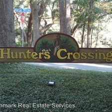Rental info for 358 Hunters Crossing-(property For Sale)