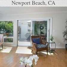 Rental info for Average Rent $3,500 A Month - That's A STEAL. P... in the Costa Mesa area
