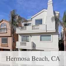 Rental info for Hermosa Beach, Prime Location 4 Bedroom, House in the Los Angeles area