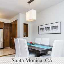 Rental info for Fully Furnished Retreat On Ocean. in the Los Angeles area