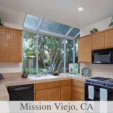 Rental info for This GORGEOUS Town Home Has Never Been Rented. ... in the Mission Viejo area