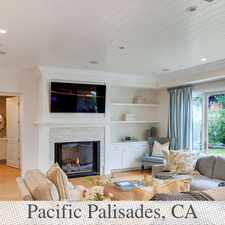 Rental info for Classy Beach Elegance Awaits In This 5 Bed, 6 B... in the Los Angeles area