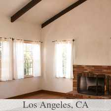 Rental info for Beautiful, Inviting And Serene Home On Lovely W... in the Los Angeles area