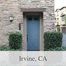 Rental info for NEW YEAR PRICE REDUCTION. Will Consider! in the Irvine area