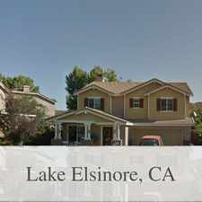 Rental info for This Home Isn't Quite Ready Yet. Washer/Dryer H... in the Lake Elsinore area
