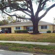 Rental info for NICE THREE BEDROOM HOUSE IN. Washer/Dryer Hookups! in the Sarasota area