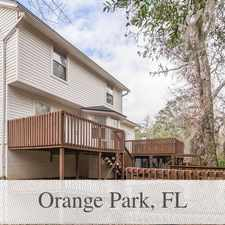 Rental info for Orange Park Is The Place To Be! Come Home Today! in the Jacksonville area