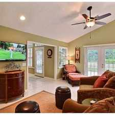 Rental info for Comfortable Living With Brick Patio And Paved L...