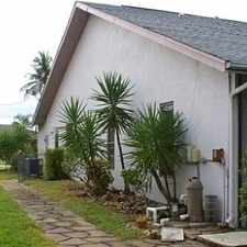 Rental info for 3 Bedrooms - Convenient Location. in the Cape Coral area