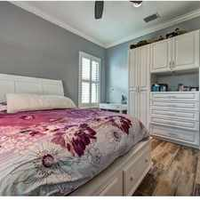 Rental info for Executive 3 Bedroom 2. 5 Bathroom Home In Lakes