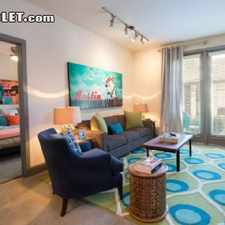 Rental info for $1238 1 bedroom Apartment in Central Austin Other Central Austin in the Austin area