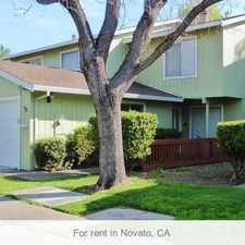 Rental info for Townhouse, 1,528 Sq. Ft. - Come And See This On... in the Novato area